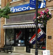 Encore Shop storefront