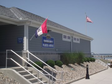 Paper District Marine office